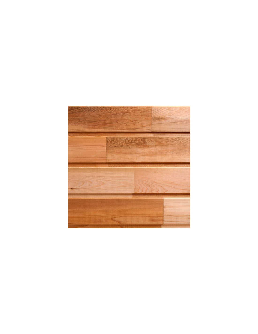 bardage red cedar clear 2 saint louis 18x137mm. Black Bedroom Furniture Sets. Home Design Ideas