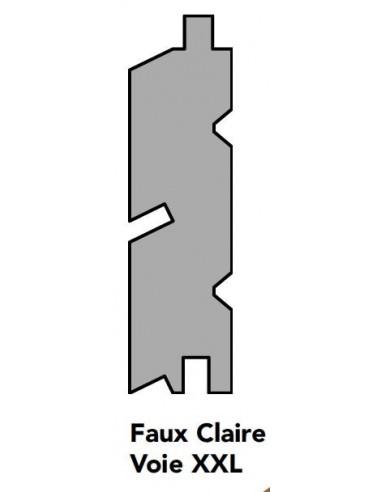 Bardage Red Cedar Clear 2 Faux Claire Voie XXL