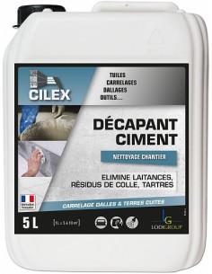 Cilex décapant ciment