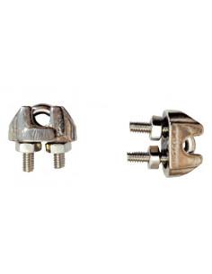Serre-câble Galvanisé pour tendre les filets de protection anti volatiles et filins