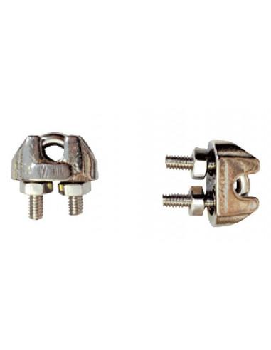 Serre-câble 3mm pour tendre les filets de protection anti volatiles