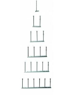 Fixations pour câbles de dispositif de lutte contre les oiseaux
