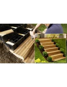 Escalier d'extérieur - MODULESCA®