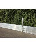 Bordure de Jardin en aluminium