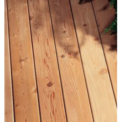 lame de terrasse en Red Cedar - Knotty (noueux)