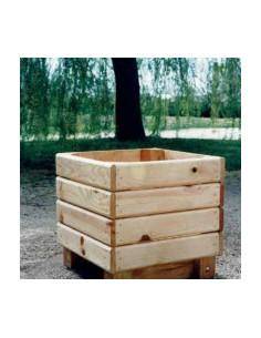 Jardinière en bois - Taille 5