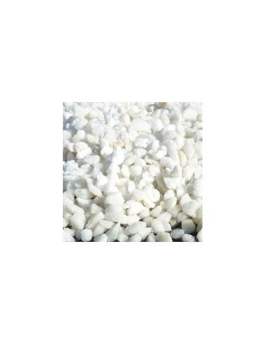 Graviers concassés - Blanc Pur