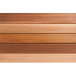 Bardage Red Cedar Clear 2 18x133 par lot