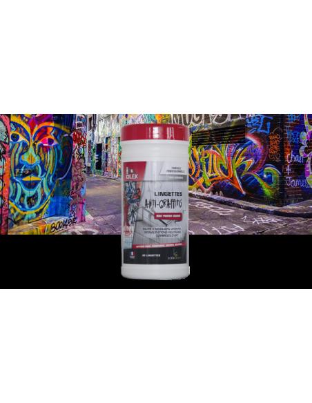 Cilex Lingette Anti-Graffitis