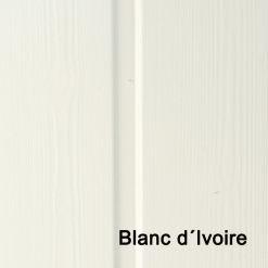 Blanc ivoire